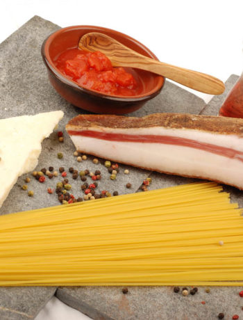 Ricetta bucatini all'amatriciana