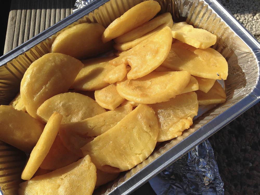 Panissa ligure una ricetta regionale semplice e nutriente for Prodotti tipici roma