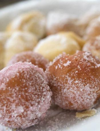 Scroccafusi, dolce di carnevale tipico marchigiano