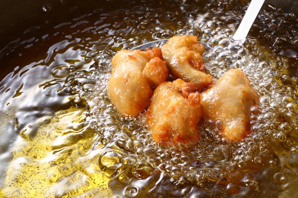 Come friggere?..I segreti da chef per una frittura a regola d'arte