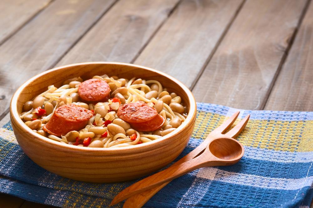 Spaghetti alla scoreggiona una ricetta tipica romana for Carne tipica romana