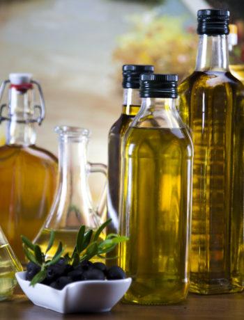 Olio di oliva Campani