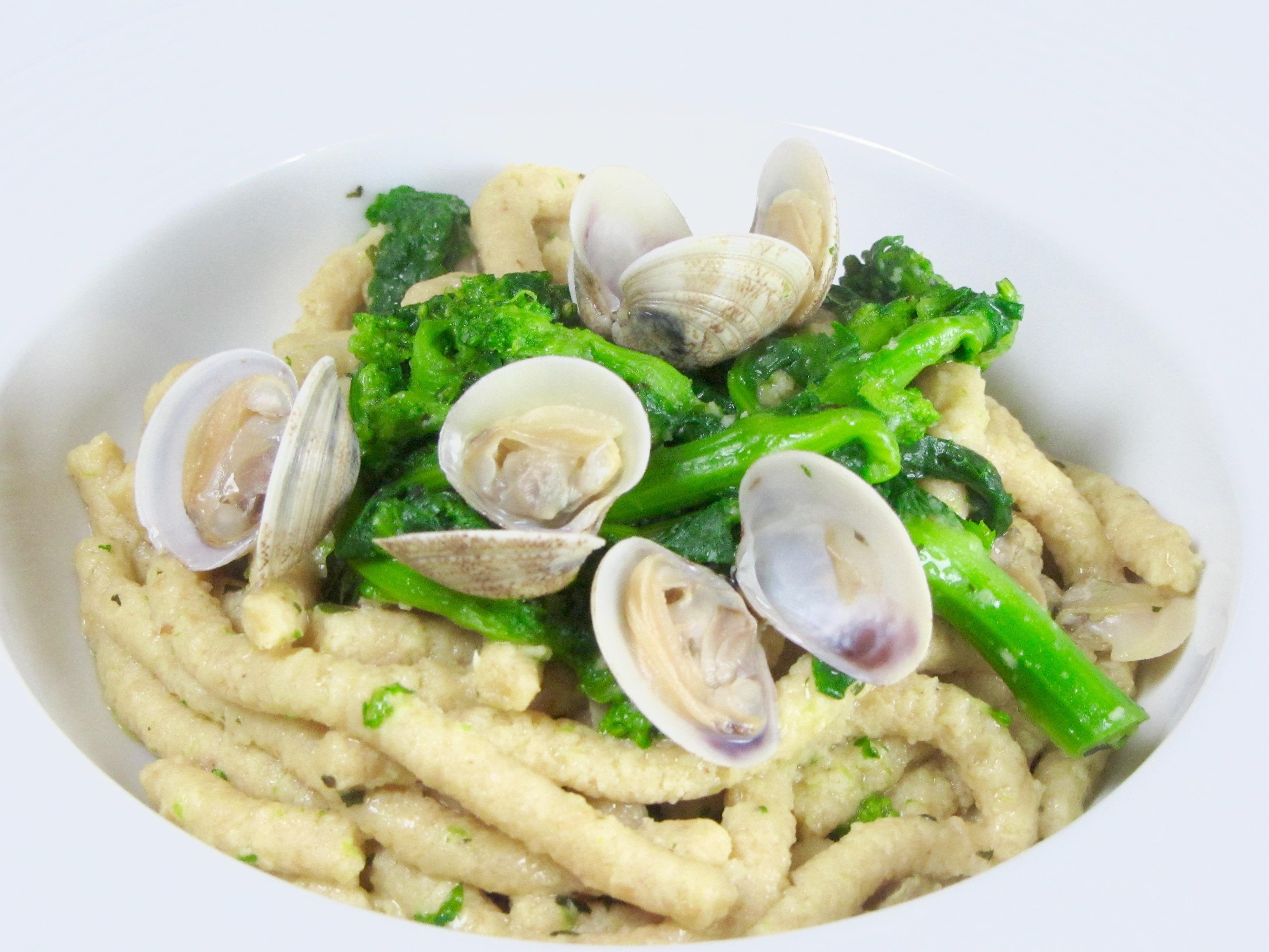 Ricette facili di primi piatti di pesce ricette popolari for Ricette di cucina italiana primi piatti