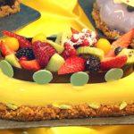Semifreddo alla frutta