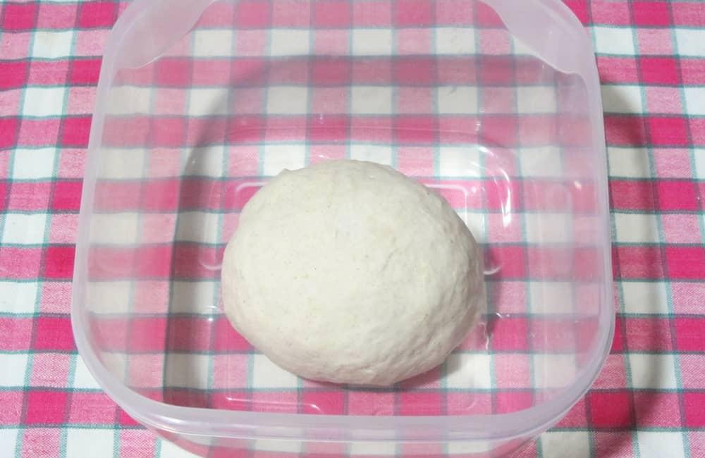 Biga - procedimento pane fatto in casa