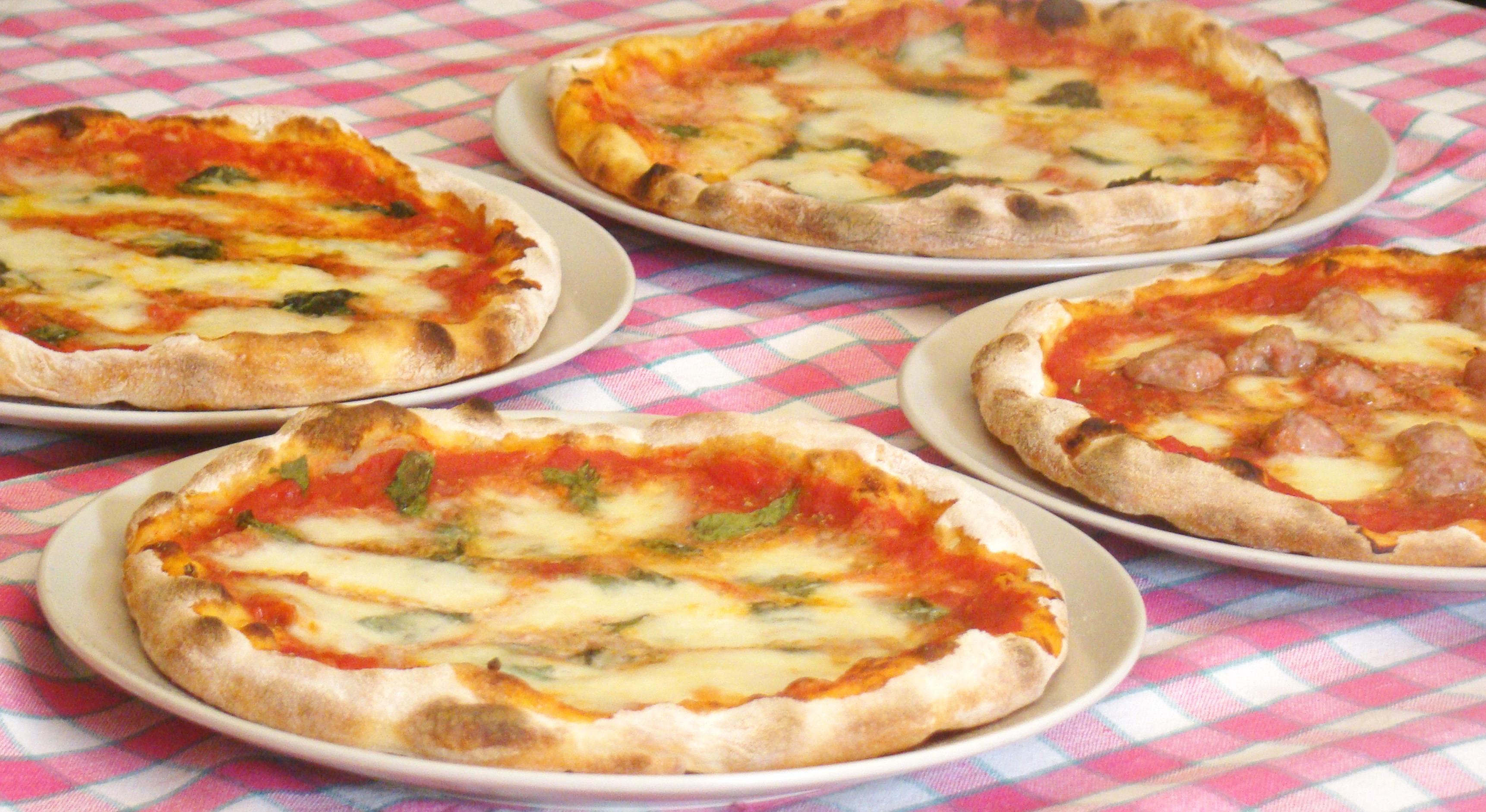 Ricetta Impasto Pizza Napoletana Forno Elettrico.Pizza Fatta In Casa Come In Pizzeria Impasto Lievitazione E Cottura