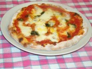 Pizza fatta in casa come in pizzeria