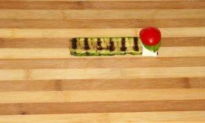 Procedimento: Come preparare gli involtini di zucchine