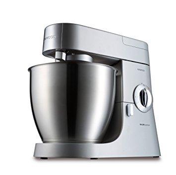 Kenwood KMM770 Premier Robot da Cucina, Argento